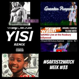 #5Artist2Watch Week #33_17