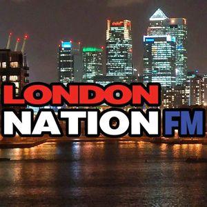 LONDON NATION FM DJ VIBESTIME DEEP HOUSE BANGERS