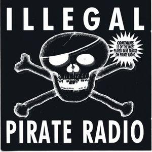 Hidden Shadow - Illegal Pirate Radio (Obscure Oldskool, Hardcore, Jungle) [1993].mp3