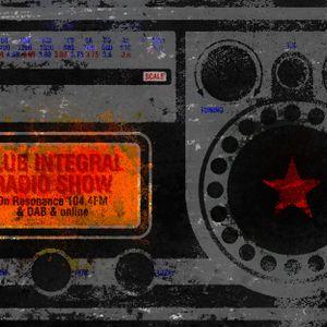 Club Integral Radio Show - 28 July 2021
