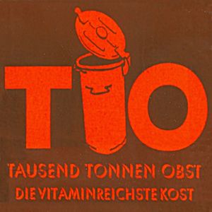 Tausend Tonnen Obst - Remastered Demo Tapes 1988-91(!?) (East German Punk Rock, DDR Punk, Ost Punk)