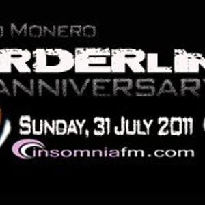 Tuxedo - Borderliner (Anniversary) - Guest Mix [31.07.11]