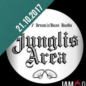 JunglisArea 075 - 20171021 - Drum Army/ BAMMS Show