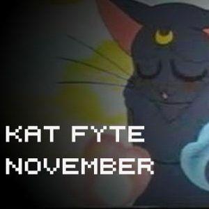Kat Fyte's One (1) Hour November mix