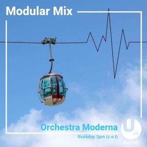 MODULAR MIX #31 U-FM RADIO by Orchestra Moderna | Mixcloud
