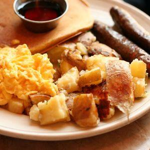 Saturday Breakfast 12 Jan 13