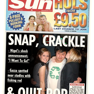 Now That's What I Call... Snap, Crackle & Britpop!