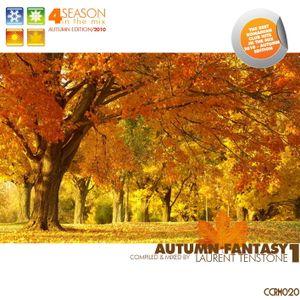Laurent Tenstone - 4 Season in the Mix - Autumn Fantasy 2010 (Continous Mix) CCR020