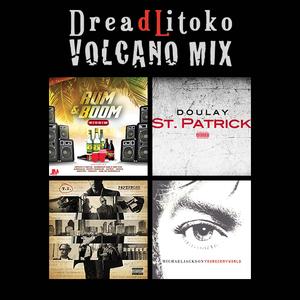 St. Patrick In Volcano Mix