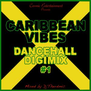 Caribbean Vibes Dancehall DigiMix #1 (CLEAN)