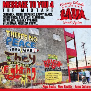 Lava Sound - Message To You 4 (New Roots & Culture 2013)