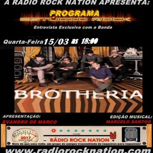 PROGRAMA ESTUDIO ROCK - BROTHERIA