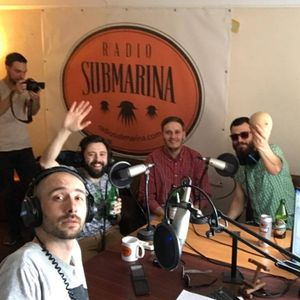 Interview: CallActive на Radio Submarina