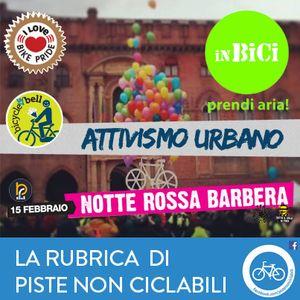 I Love BIKE PRIDE - Attivismo Urbano - inBICI - bicycleisbell - NotteRossaBarbera