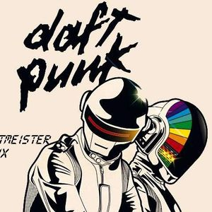 Daft Punk Megamix - Digital Funk