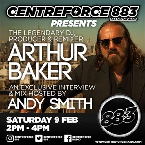 Arthur Baker Live Mix and Interview Andy Smith Morgan Khan Streetsounds Exclusive 88.3 Centreforce