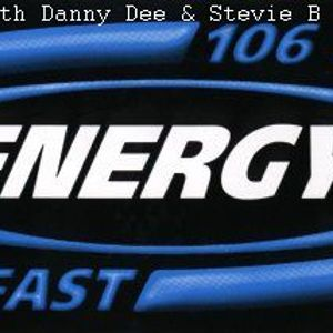 Club Energy on Energy 106 with DJ's Danny Dee & Stevie B - 5th Jan 2002