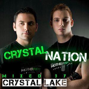 Crystal Nation 25 - Mixed By Crystal Lake