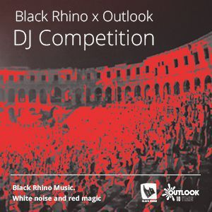 Black Rhino x Outlook DJ Competition : SAGAMAN