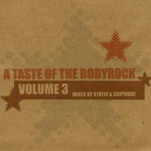 BODYROCK Mixtape Volume 3 mixed by DJs Statik & Skipmode