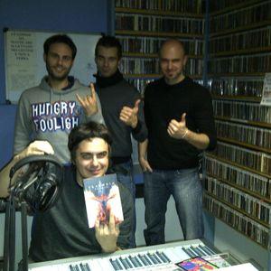 Mystery Tour Radio Show, Nov.25, 2012
