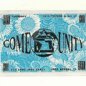 ComeUnity   San Francisco   2 June 1992 B