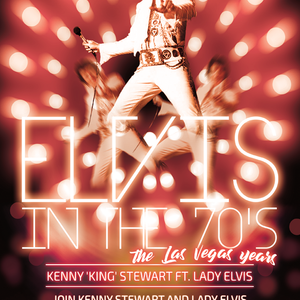 Elvis In The 70's With Kenny Stewart - January 13 2020 https://fantasyradio.stream