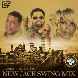 DJ Carl Finesse Presents New Jack Swing Mix