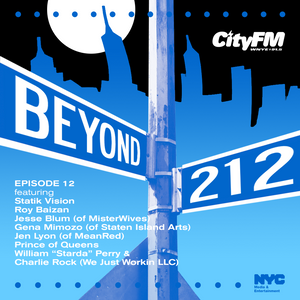 CityFM Episode 12 - Beyond 212