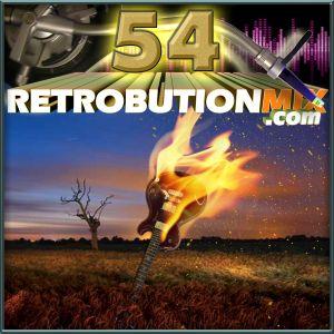 Retrobution Volume 54 - 80's Pop-Rock, 131-145 bpm