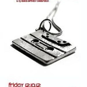 Dj ABLE - B'Day Set @Gimme Groove Launch - PLan B Brixton 12-10-12