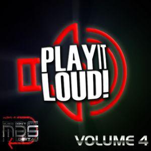 PLAY IT LOUD Volume 4 - V/A 100% Brazilian Producers (Promo Mix)