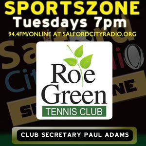 Roe Green Tennis Club's Paul Adams on Wimbledon & Local Tennis