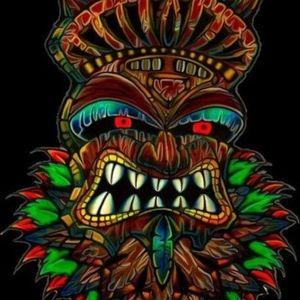 Animals of the jungle - Rafiki