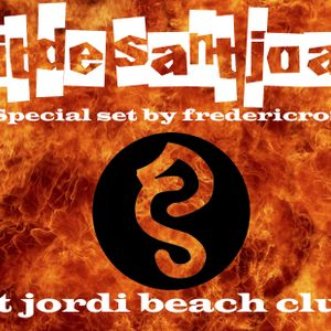 Special Set at Sant Jordi Beach Club Be Hippie Session´12