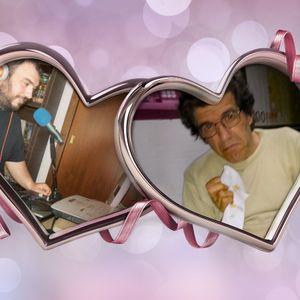 QUEI DUE sfidano QUELLE DUE con Tony Luparello e Franco Neri a Radio Stella Azzurra