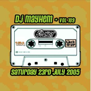 Dj Mayhem @ THE LOCK UP (SPUNKY) July 2005