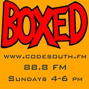 DarrylBoxed codesouth 13/10/13