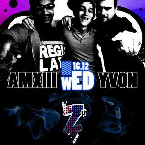 FM PODCAST 16.12 - YVON & AMXIII (Part1)