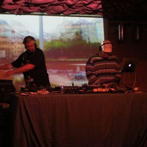 Dash & Primer - live at Drumst!ck, 27.10.2012, part 1/2 (Drum & Bass; smooth selection)