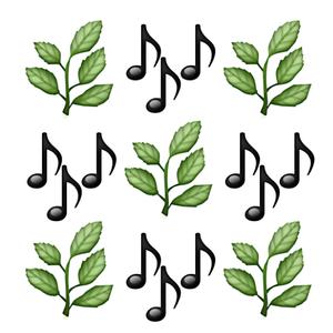 Dancing plants