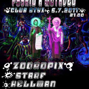 Zooropix @ Psyril&Mutadej - 05.07.2011