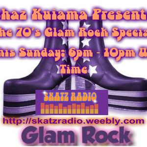 Through The Years - January Glam Rock Special - Glam Rock Twinspin Hits