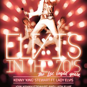 Elvis In The 70's With Kenny Stewart - April 20 2020 www.fantasyradio.stream