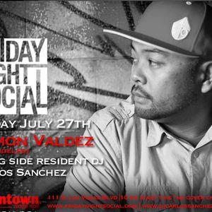 Ramon Valdez Live @ Friday Night Social 7-27-12