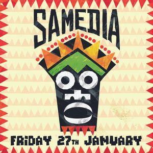 DJ Astrojazz- Sound of Samedia #2 - Samedia Go Afro Funk