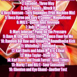 Steve Marwood - Twist Red Hot Monday Mix