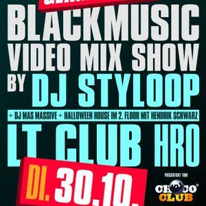 DJ STYLOOP feat. MAS MASSIVE @ CHCOCO CLUB / LT ROSTOCK 30.10.2012