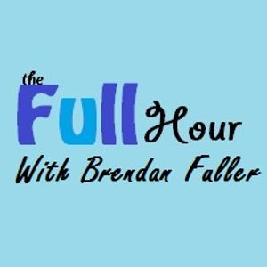 The Full Hour with Brendan Fuller + Guest Paddy O'Connor 6-3-2013