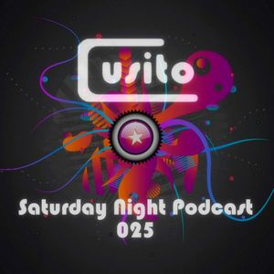 Cusito - Saturday Night Podcast 025 (23-06-2012)